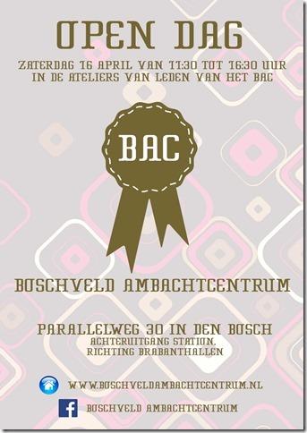 BAC flyer voorzijde