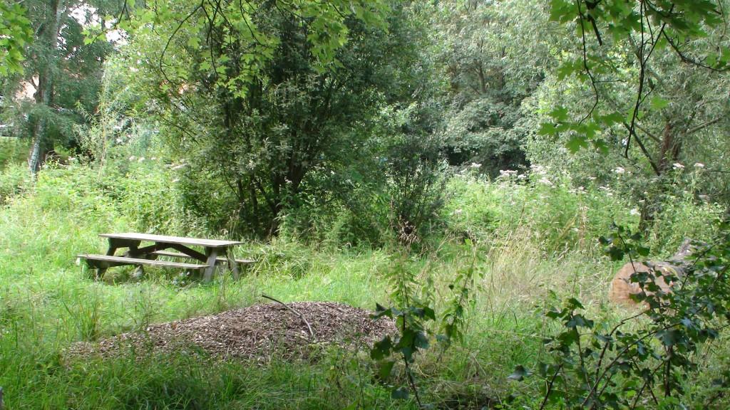 Eetbaar Park bij de Oosterhoeve, zomer 2014