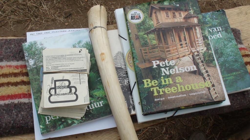 Hout snijden en informatie over permacultuur en hout toepassingen