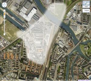 Bekijk Boschveld via Google-maps