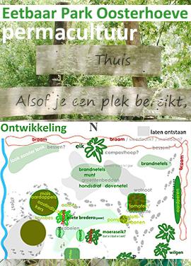 Klik voor meer informatie over het Eetbaar Park Oosterhoeve