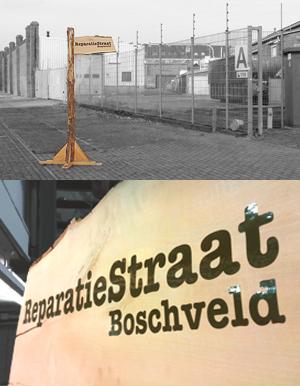 ReparatieStraat Boschveld