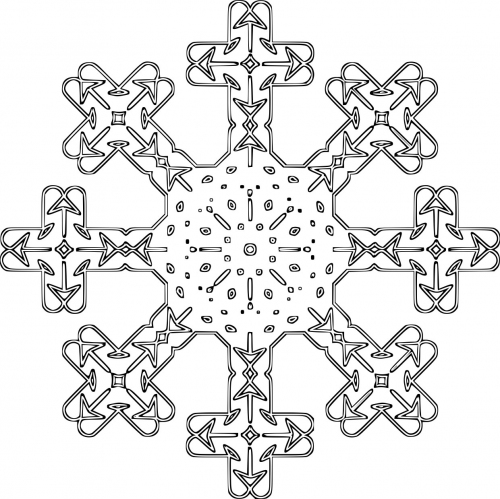 Winter in de Boschveldtuin